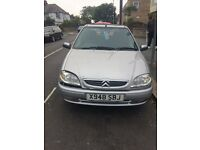 Citroen Saxo - Silver 1.1L - NEED GONE