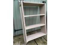 Shabby chic book shelf