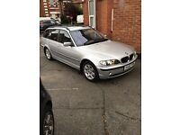 BMW 320D E46 TOURING Low MILAGE