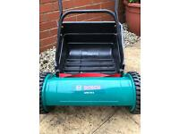 Bosch AHM 38 G push lawn mover
