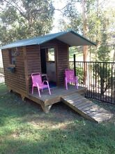 Cubby House - Timber, Off Ground - SOLD Dayboro Pine Rivers Area Preview