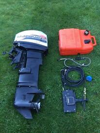1999 Mariner 25hp Outboard