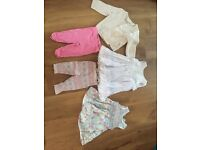 6-9 months Baby clothes including christening/ party dress
