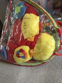 Mamas & Papas Lotty Ladybird Playmat