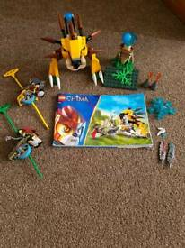 Lego chima 70115