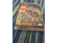 LEGO Pirates of the Caribbean Playstation 3 New PS3