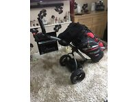 Motocaddy Electric Golf Trolley And Cart Bag