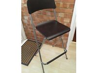 Two iKEA Highchairs with foot rest. -Can Deliver