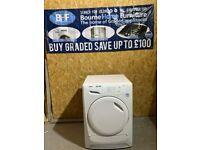 Zanussi 8KG Condenser Tumble Dryer - ZDC8202P
