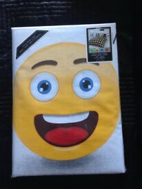 Emoji duvet cover and pillow set