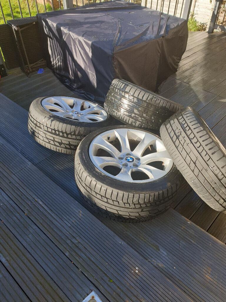 Bmw X5 E53 20 Alloy Wheels In Uxbridge London Gumtree