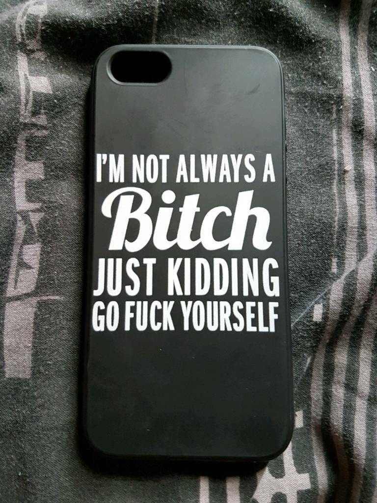 Two iphone 5 cases