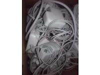 Job Lot of Genuine Apple 85W, 45W MacBook Pro RETINA Magsafe Chargers