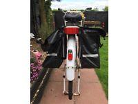 Pelicaan Dutch classic bicycle / retro bike
