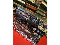 Job lot of around 75 DVD's