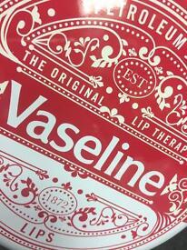 Big Vaseline tin