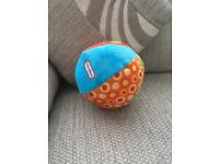 Little Tikes soft baby play ball