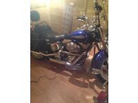 2006. harley davidson softail heritage 1450cc 11000 miles , mint