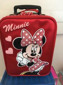 Minnie Mouse kids suitcase