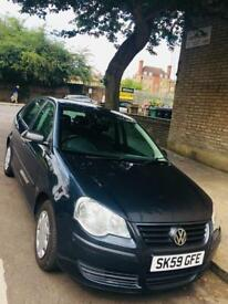 Polo Volkswagen 2009 millage 72000 - Manual £2150