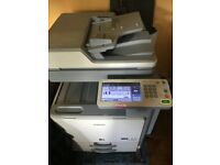 SAMSUNG CLX - 9350ND HIGH QUALITY LASER OFFICE PRINTER