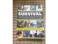 Ultimate survival book (ideal for campers, hikers etc).