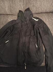 Two original Superdry coats