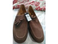 Brown Mens Shoes size 8