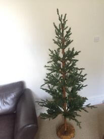 john lewis christmas tree (artificial)