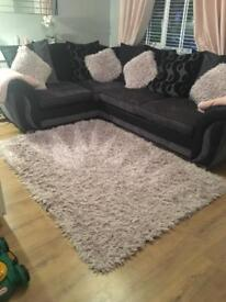 NEXT Collection Luxe Glimmer Rug pink