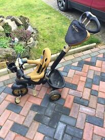 Toddlers 4 in 1 Trike
