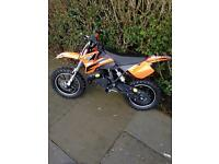 50cc dirt bike NEW