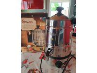 Swan Urn Tea Urn Mulled Wine Hot Cider can post