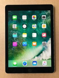 Apple iPad Pro 128GB. 9.7 INCH, SPACE GREY, WiFi. EXCELLENT CONDITION. APPLE WARRANTY