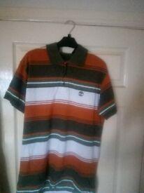 men's timberland t-shirt size m