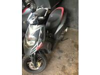APRILIA SR MOTARD 125 (NEEDS TO GO ASAP)