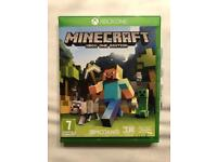 Mine craft Xbox one edition