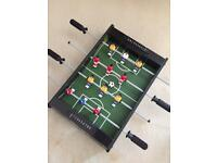 Kids table football