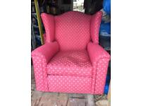 **Reduced** 2 x Armchairs