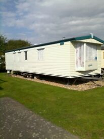 Holiday Caravan to let. Skegness. Popular Resort
