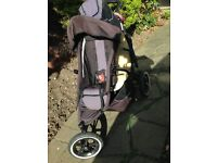 Phil & Ted sport double pram