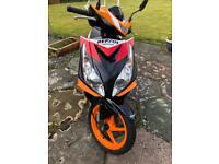 Honda 50cc Repsol scooter