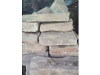 Reclaimed good quality large grey building stone