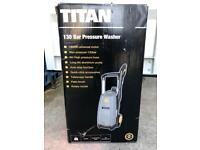 Titan washer pressure