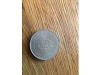 Coin 1972 E and P