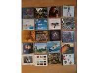 Bundle of music CD 's