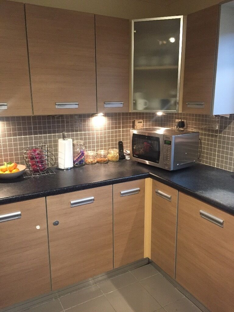 A Stunning Used Kitchen Appliances Free Standing Unit