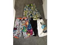 Swim shorts age 10-11