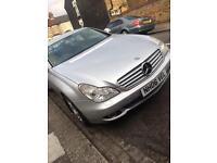 Mercedes cls 2006 320cdi diesel auto satnav tv low mileage full service history cls320 px audi bmw