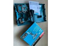 Makita 18V LXT DRILL DRIVER 5.0 Ah brand new